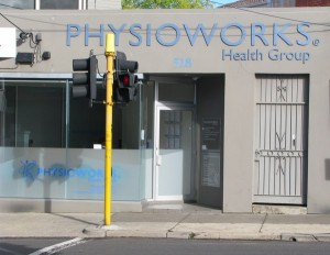 Physioworks 518 Camberwell Rd, Camberwell