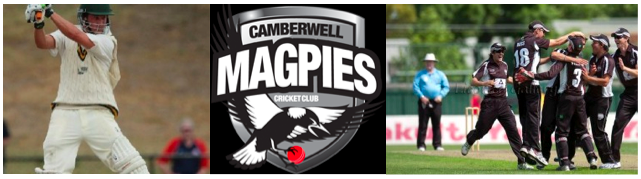 Howzat Camberwell Magpies