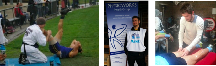 Physioworks Health Group Premiership Success